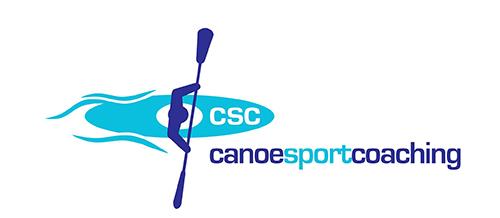 Canoe Sport Coaching Logo
